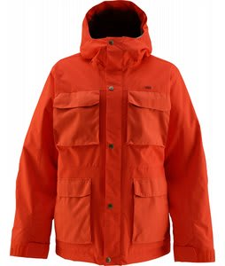 Foursquare PJ Snowboard Jacket Currant