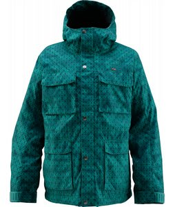 Foursquare Pj Snowboard Jacket Kaleidoscope