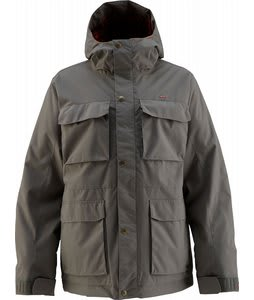 Foursquare PJ Snowboard Jacket Walnut