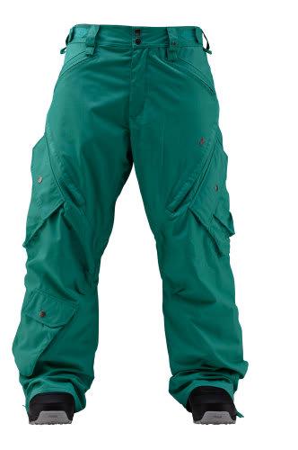 Foursquare Q Snowboard Pants