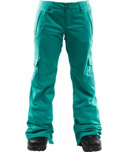 Foursquare Range Snowboard Pants Emerald
