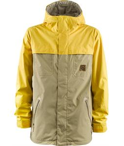 Foursquare Recoil Snowboard Jacket 24 Karat/Desert Eagle