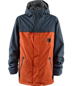 Foursquare Recoil Snowboard Jacket Solar Midnight/Sunset