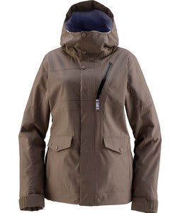 Foursquare Richarson Snowboard Jacket Walnut