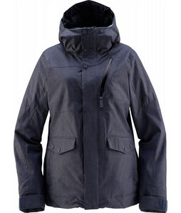 Foursquare Richarson Snowboard Jacket Midnight Blue