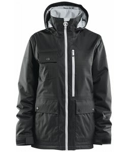 Foursquare Rivet Snowboard Jacket Blacktop