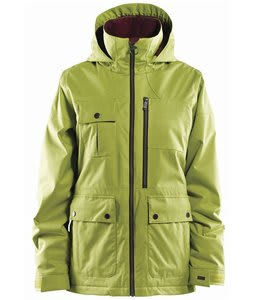 Foursquare Rivet Snowboard Jacket Fern