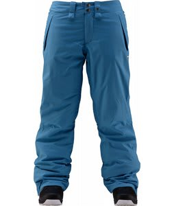 Foursquare Rose Snowboard Pants Bluebird