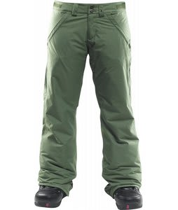 Foursquare Router Snowboard Pants Portland Pine