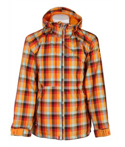 Foursquare Stevo Snowboard Jacket Blaze Lumberjack