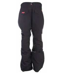Foursquare Wong Snowboard Pants Black