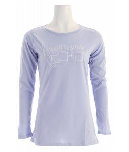 Foursquare Script L/S T-Shirt