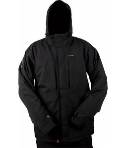 Foursquare Severson Snowboard Jacket Black