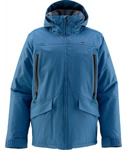 Foursquare Severson Snowboard Jacket Bluebird