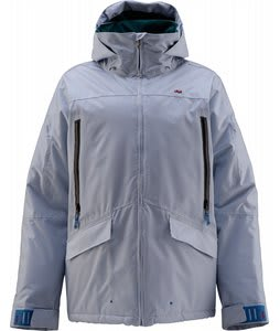 Foursquare Severson Snowboard Jacket Classic Pinstripe