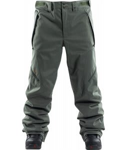 Foursquare Socket Snowboard Pants Portland Pine