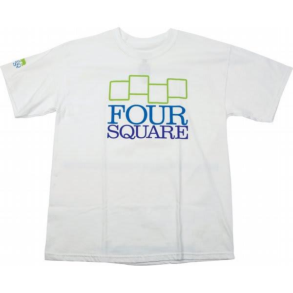 Foursquare Fsq Stacker T-Shirt