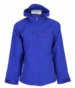 Foursquare Stevo Snowboard Jacket Reflex Blue