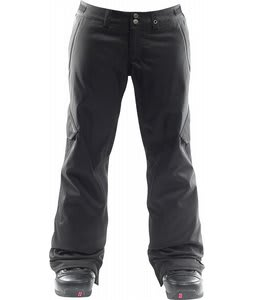 Foursquare Strut Snowboard Pants Blacktop
