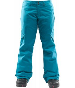 Foursquare Strut Snowboard Pants Blue Book