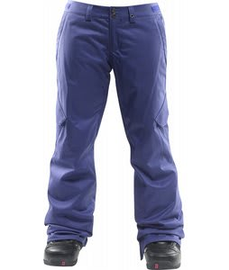 Foursquare Strut Snowboard Pants Ink