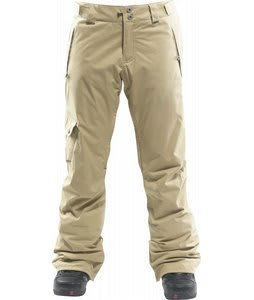 Foursquare Strut Snowboard Pants Wax Desert Eagle