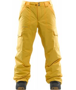 Foursquare Studio Snowboard Pants 24 Karat