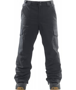 Foursquare Studio Snowboard Pants Blacktop