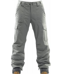 Foursquare Studio Snowboard Pants Granite