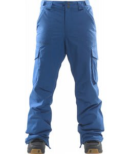 Foursquare Studio Snowboard Pants True Blue