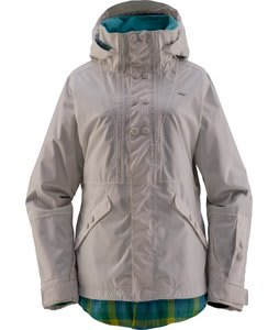 Foursquare Tevis Snowboard Jacket Mont Blanc