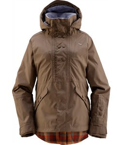 Foursquare Tevis Snowboard Jacket Walnut