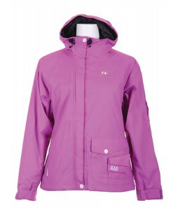 Foursquare Cl2 Tevis Snowboard Jacket Berry