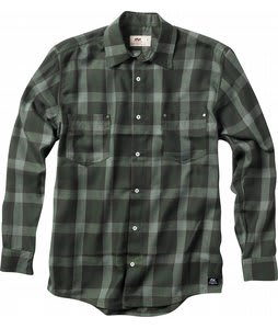 Foursquare Timber Flannel Portland Pine Spectrum Plaid