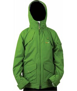 Foursquare Tobi Snowboard Jacket Bamboo