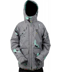 Foursquare Tobi Snowboard Jacket Cloudy Daze