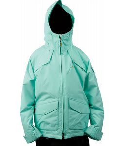 Foursquare Tobi Snowboard Jacket Misty