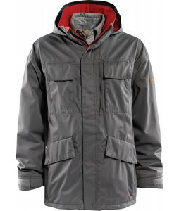 Foursquare Torque Snowboard Jacket Cast Iron