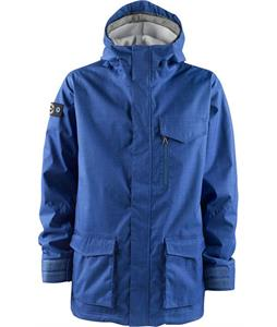 Foursquare Uprise Snowboard Jacket True Blue