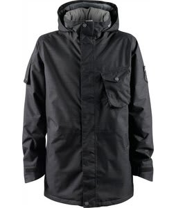 Foursquare Victory Snowboard Jacket Blacktop