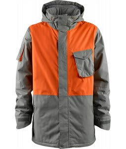 Foursquare Victory Snowboard Jacket Granite/Sunset