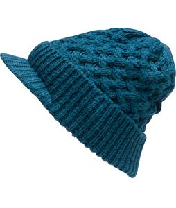 Foursquare Visor Beanie