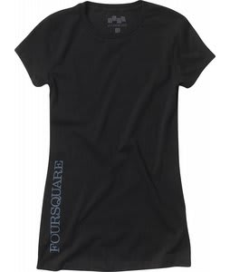 Foursquare Vista T-Shirt Blacktop
