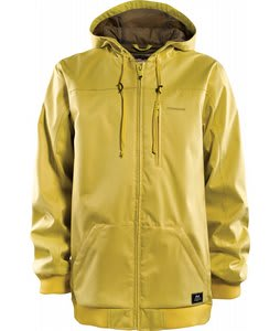 Foursquare Welder Snowboard Jacket Construction Yellow
