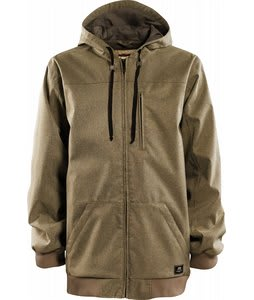 Foursquare Welder Snowboard Jacket Walnut