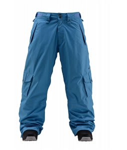 Foursquare Wong Snowboard Pants Bluebird