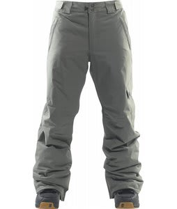 Foursquare Work Snowboard Pants Granite
