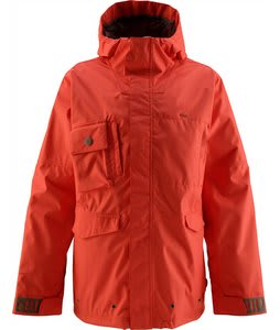 Foursquare Wright Snowboard Jacket Currant