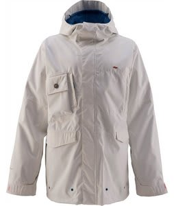 Foursquare Wright Snowboard Jacket Mont Blanc