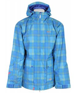 Foursquare Wright Snowboard Jacket Regatta Rip Pld